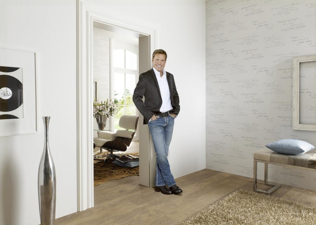 Journal Frankfurt Nachrichten - Dieter Bohlen hängt an der Wand ...