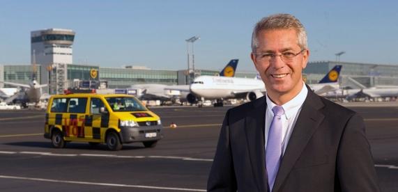 Stefan Schulte / Foto: Fraport AG