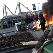 Urteil im Prozess um Blockupy-Proteste