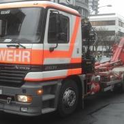 Foto: Feuerwehr Frankfurt/ Twitter