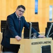 Foto: Hessischer Landtag, Kanzlei 2019. Fotograf: Stefan Krutsch