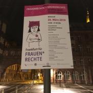Foto: Frankfurt für Frauenrechte/Facebook