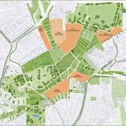 Foto: Ernst-May-Viertel: Fortschreibung des städtebaulichen und landschaftsplanerischen Rahmenplans © Stadtplanungsamt Stadt Frankfurt am Main