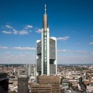 Foto: Gebäude Zentrale Frankfurt ©Commerzbank/Julia Schwager