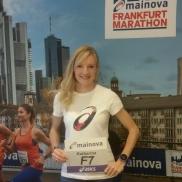 Frankfurt Marathon am 27. Oktober