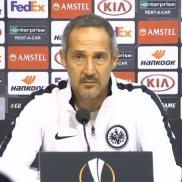 Eintracht Frankfurt bei Standard Lüttich