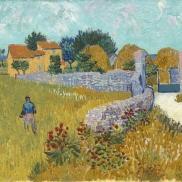 Foto: Vincent van Gogh (1853–1890) Bauernhaus in der Provence, 1888, National Gallery of Art, Washington © National Gallery of Art, Washington, Ailsa Mellon Bruce Collection
