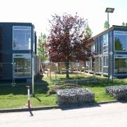 Flüchtlingsunterkunft Bonames