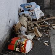 Müllaufkommen in Frankfurt