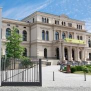 Umbau Zoologisches Gesellschaftshaus