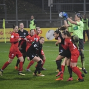 Eintracht Frankfurt-Turbine Potsdam 0:1