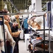 Fashion Week in Frankfurt