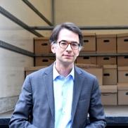Foto: Christian Heinz (CDU) ist Vorsitzender des Untersuchungsausschusses © Hessischer Landtag