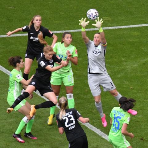 Eintracht Frankfurt-VfL Wolfsburg 2:3