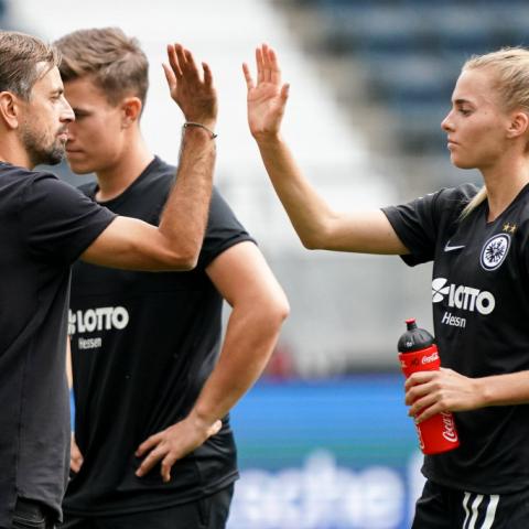 Interview: Eintracht Frankfurt Frauen