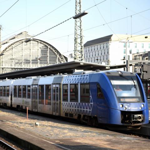 Frankfurter Nahverkehr