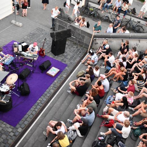 Jazzkeller, Fabrik und Jazz Montez