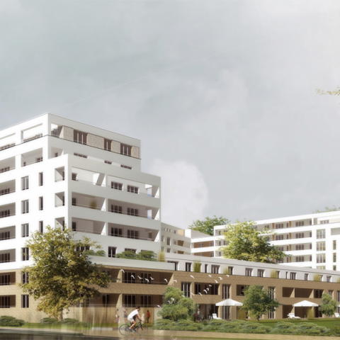 "Projekt ""Stadtwaldblick"""
