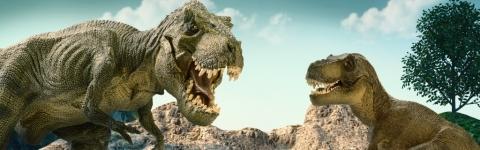 Familien-Jahreskarte für den Dino Adventure Park