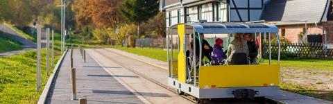 Solardraisinenfahrt für 8 Personen durch den Odenwald