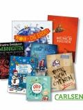 8 × 1 Bücherpaket für die ganze Familie vom CARLSEN Verlag