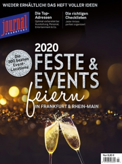 FESTE & EVENTS FEIERN in Frankfurt & Rhein-Main
