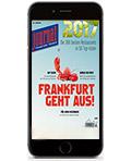 FRANKFURT GEHT AUS! für iPhone/Android-Smartphone
