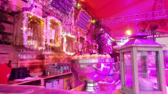 Pinker Weihnachtsmarkt.Genuss Magazin Frankfurt News Fur Geniesser Gluh Wein