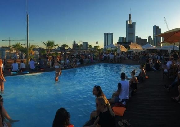 Strand Frankfurt