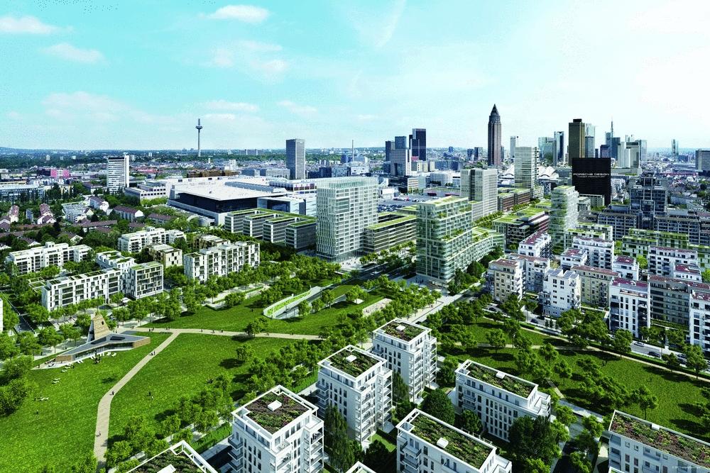 Journal frankfurt nachrichten europagarten wird for Industrial design frankfurt