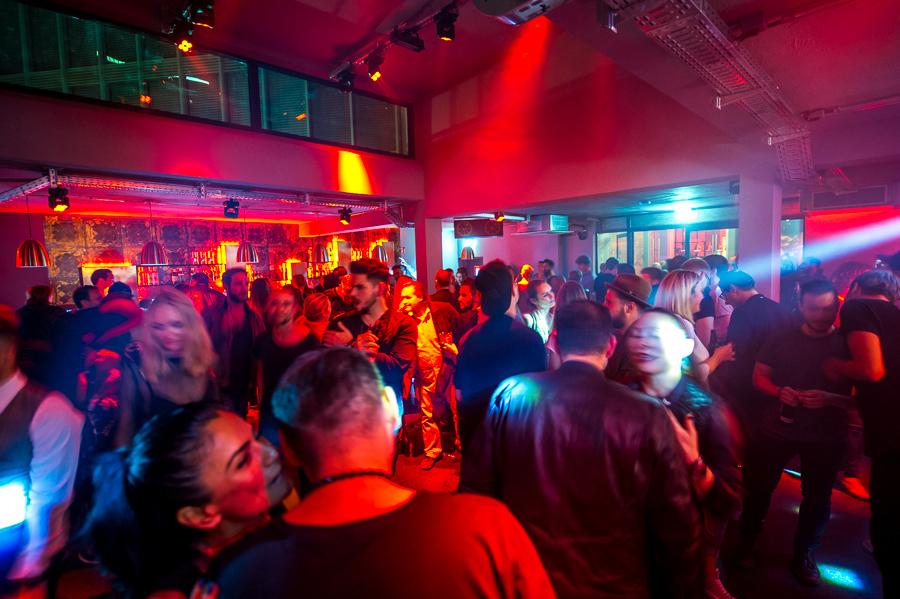 Frankfurt strip club