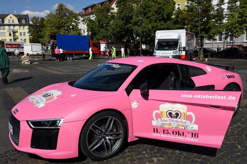 Foto: Rosa Oktoberfest