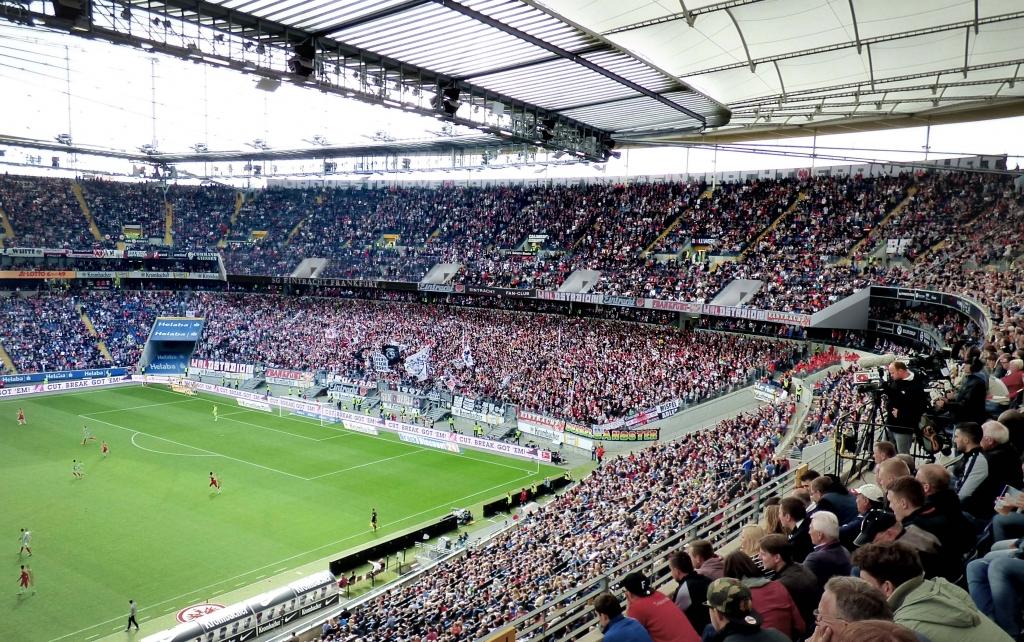 Commerzbank Arena Heute