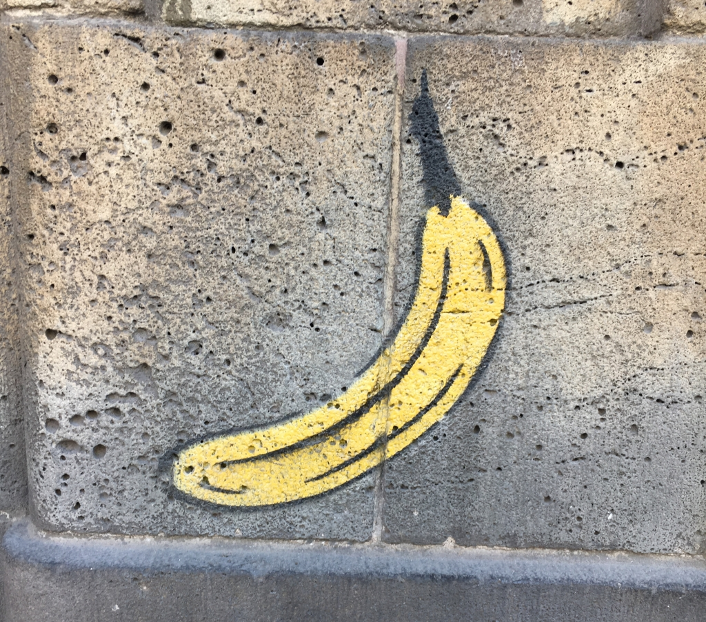 Journal Frankfurt Nachrichten - Was der Bananensprayer über die ...