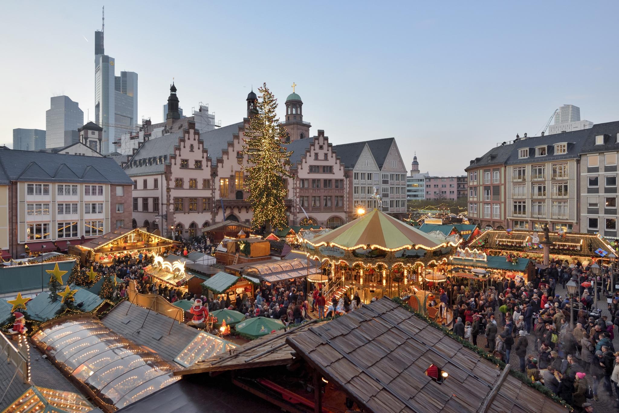 Weihnachtsmarkt Frankfurt Main.Journal Frankfurt Nachrichten Weihnachtsmarkt Am Römerberg