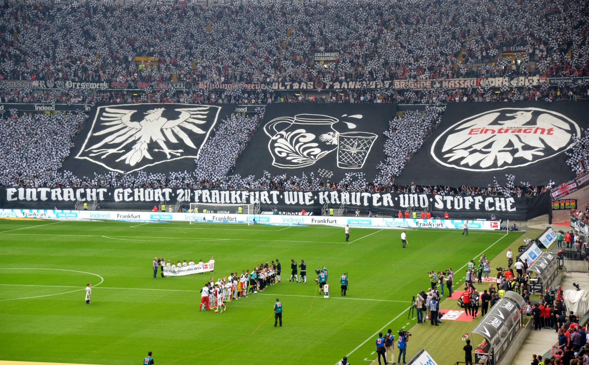 Spielergebnis Eintracht Frankfurt