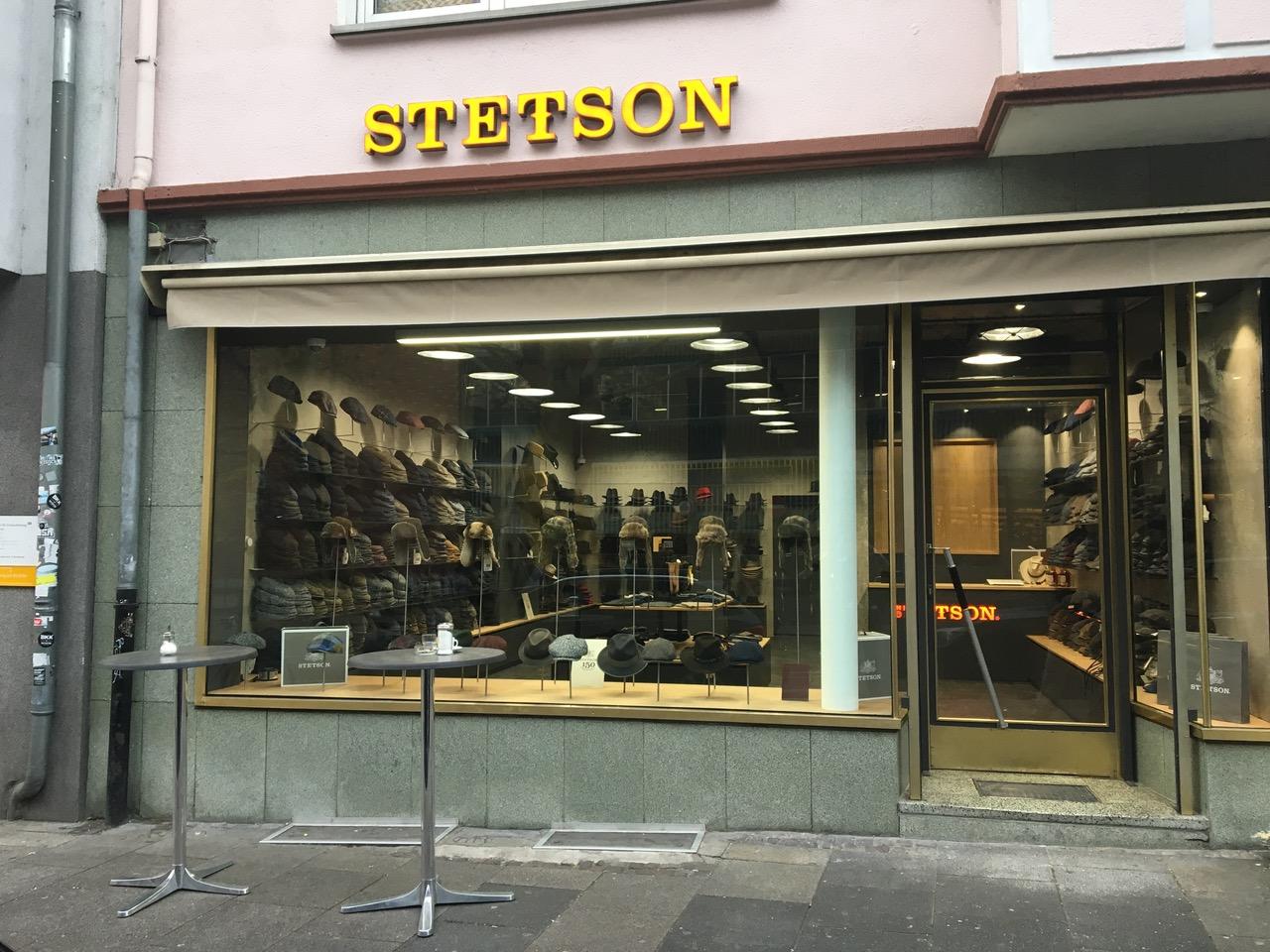 01e13a63f8710 Journal Frankfurt Nachrichten - Stetson Store feiert Eröffnung - Der ...