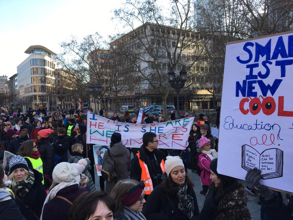 Foto: Women's March Frankfurt/Facebook