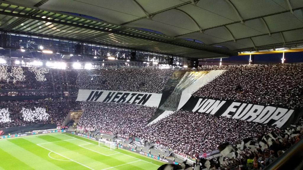 Journal Frankfurt Nachrichten Europa League Historischer Sieg Fur