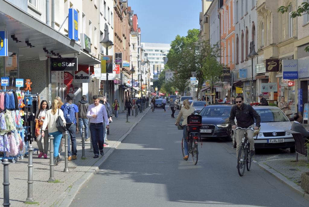 Foto: Symbolbild Leipziger Straße © JF