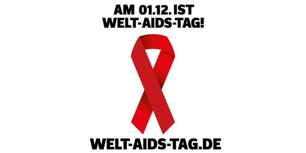 Leben mit HIV und Aids:
