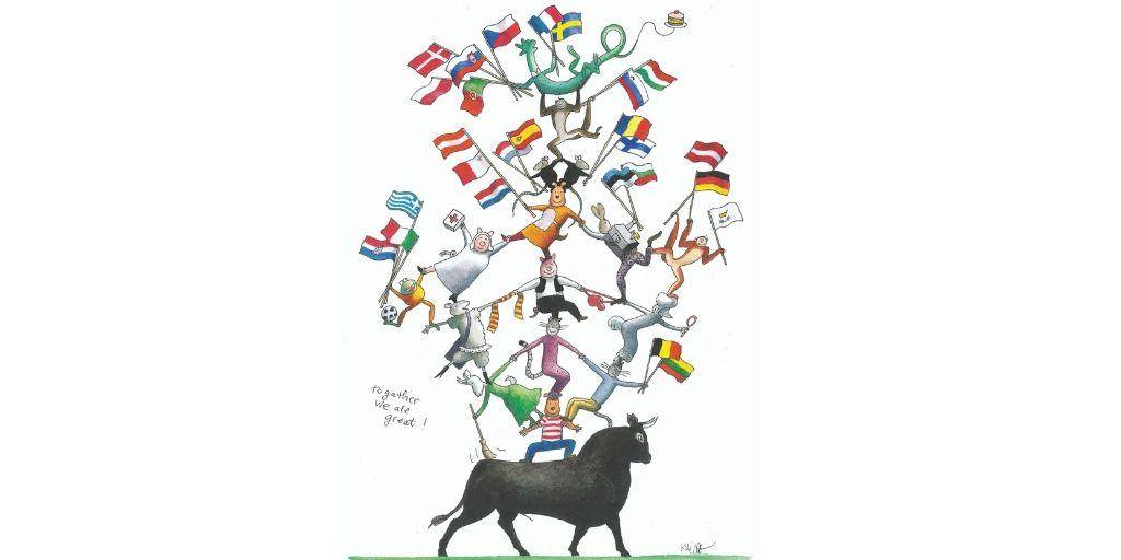 Foto: The TJONG KHING © Pulse of Europe