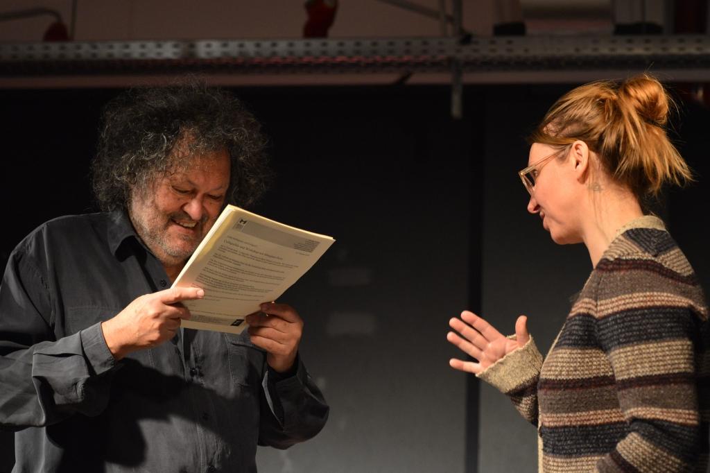 Foto: Megalomania-Theater