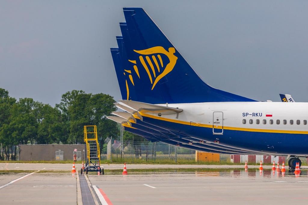 Foto: Piotr Mitelski/Ryanair
