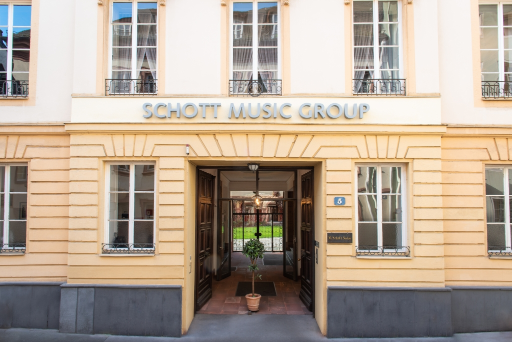Foto: Schott Music Group