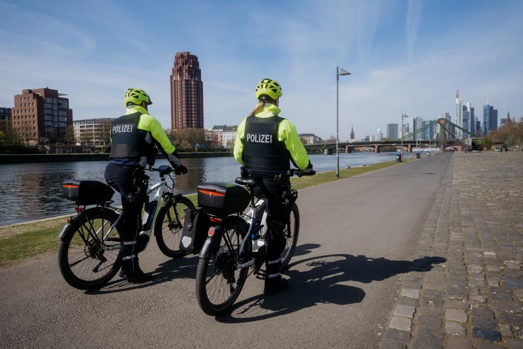 Foto: Polizei Frankfurt
