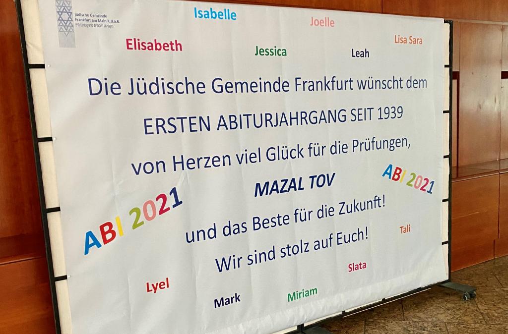 Foto: Jüdische Gemeinde Frankfurt