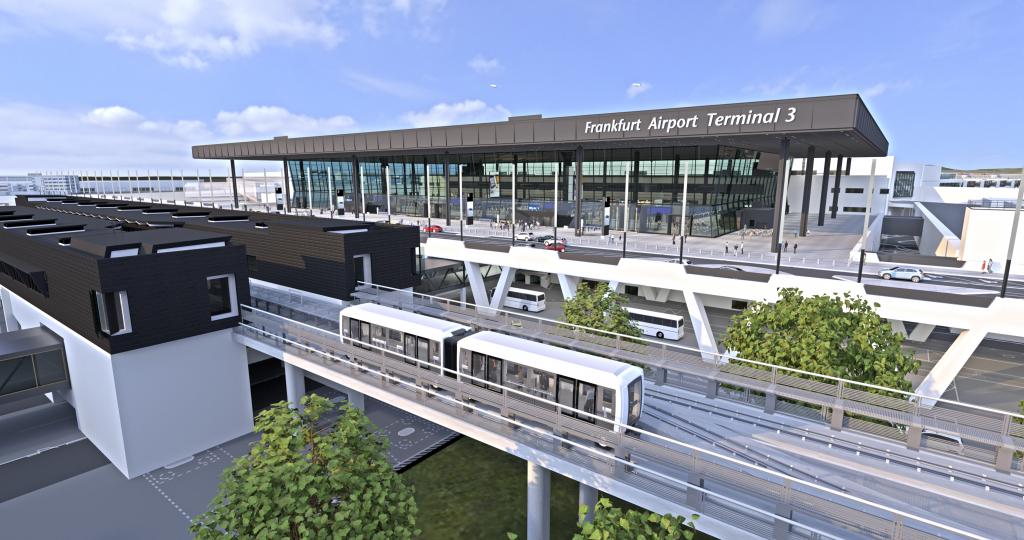 Foto: Visualisierung: Fraport AG