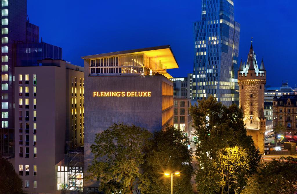 Foto: Das Hotel am Eschenheimer Tor bleibt bestehen. © Flemings Hotels