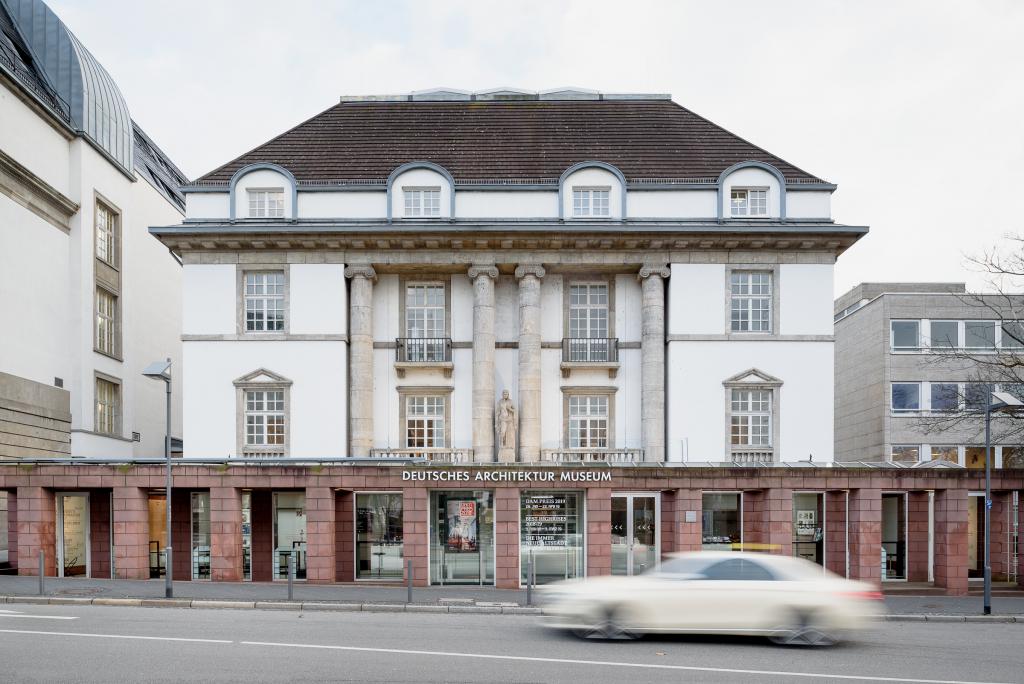 Foto: Deutsches Architekturmuseum/Moritz Bernoully